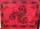 4 Colour TABLECOVER  Folk Art TRIBAL Hippy ETHNIC Wall hanging SMALL 150cmx114cm
