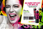 Maybelline BABY LIPS ELECTRO POP *CHOOSE YOUR FLAVOUR*