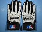 OFFICIAL MLB COMPETITION BATTING GLOVES BY FRANKLIN SPORTS- PAIR (Style 13)