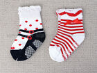 2 pairs new toddler baby girl shoes socks 12 24 months S68