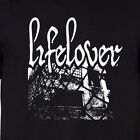 LIFELOVER American Apparel T-shirt dsbm coldworld happy days totalselfhatred