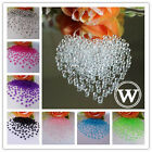 5000x 4.5mm Acrylic Diamond Confetti Wedding Party Crystal Table Scatters 1/3CT