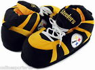 Pittsburgh Steelers Sneaker Comfy Feet Slippers Hi Top Boot