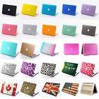 23 Colour Matte Rubberized Hard Case Skin For MacBook Air Pro 11 13 15 '' inch