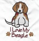 EMBROIDERED BEAGLE FLEECE or HOODIEor  SWEATSHIRT 6 SIZES 8 COLOURS