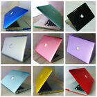 "Crystal Clear PC Hard Glossy Case Cover Shell Fo Macbook Pro 13/15""Air11/13""inch"