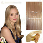 "26"" DIY kit Indian Remy Human Hair I tips/micro beads  Extensions  AAA GRADE #10"