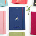 Petit a Petit Diary Ver.5 2015 Daily Dated schedule journal Sticker Journey 1ea