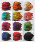 Wholesale 50/100pcs rooster tail feather 4-5 inch / 9-13 cm Multi-color Select