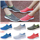New Women Mens Casual Flats Shoes Summer Sandals Breathable Mesh shoes Sneakers