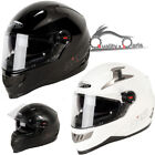 Nitro N2200 Uno DVS Full Face Motorcycle Motorbike Crash Helmet Pinlock Already