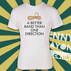 ELASTIC BAND T-SHIRT - A BETTER BAND THAN ONE DIRECTION - HARRY STYLES