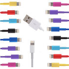 For Iphone 5 5c 5s 6 Plus Ipod Nano 7 1xnew To Usb Charger Cable Sync Data