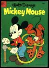 Mickey Mouse #41 April - May 1955 Pluto Goofy Disney