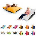 Two Tone Bean Bag Floor Cushion Beanbag GIANT XXL Waterproof In / Outdoor Garden