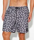 NEW Rvca - Chine Elastic Boardshort 17 - Black | Boardshorts