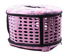 Soft Portable Folding Pet Dog Cat Travel Kennel Carrier Crate Tote shoulder bag