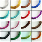 0.8 MM x 5 M/ROLL~10 M/ROLL~COLOURED ALUMINIUM WIRE~CHOOSE COLOUR~OR~QUANTITY