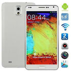 New 5.5?3G+GSM GPS Android 4.2 Dual Sim Unlocked Straight Talk AT&T Smartphone