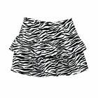 Jumping Beans Girls Tiered Zebra Scooter Skort Skirt Shorts NWT 2T 3T Animal