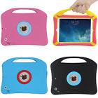 Kid's Shockproof Silicone EVA Rubber Soft Handle Case for iPad Mini & Mini 2