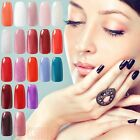 Nail Art 15ml IDO Soak Off Nail Gel Polish Manicure UV LED Foundation Top Coat
