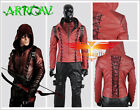 Jacket Only Green Arrow season3 Arsenal  Roy Harper Battleframe Cosplay Costume
