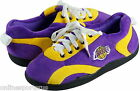Los Angeles Lakers Slippers All Around Comfy Feet