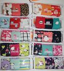 NWT Gymboree 3 Pack Underwear Panties Animals Stripes Hearts Flowers Choose ONE