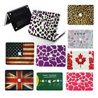 "Pattern Design Rubberized Hard Case Cover For Macbook Air11""13""/ Pro 13""15""inch"