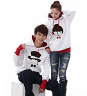Baby boy girl Lovers Couples Hoodie Leisure Thick warm Women Men SK5082