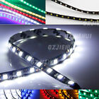 30/60/120CM 12V Car Flexible Strip Light SMD 5050 LED Blub IP65 Decoration Lamp
