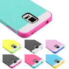 Colorfull Hybrid ShockProof Rugged Case Cover For Samsung Galaxy S5 i9600 FR#3