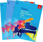 ABRSM - PIANO SPECIMEN SIGHT READING TESTS *ALL GRADES*