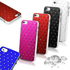 Bling Diamond Hard Back Case Cover For Apple iPhone 5 5S 6 6 Plus Galaxy Note 4