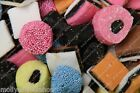 Liquorice Allsorts, Traditional, Retro Sweets, Select Your Weight 500g - 3kg