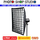 Godox 60 x 90 cm Softbox with GRID for Bowens, Elinchrom, Broncolor, Balcar