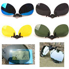 6 Colors New Men/Women Polarized UV400 Lens Clip-on Flip-up Myopia SunGlasses TK