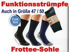 3 OUTDOOR Wander-strümpfe Trekking Walking Jogging Sport Funktions-socken Herren
