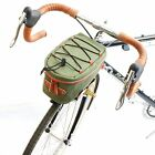 Front rackbag fitted for Nitto front rack,canvas bicycle bag,front bag
