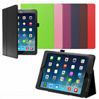 PREMIUM LEATHER CASE COVER  FOR APPLE IPAD AIR / MINI AND FREE STYLUS