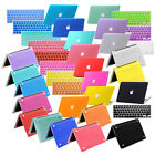 """2IN1 Rubberized Laptop Hard Case Keyboard Cover for Macbook Pro 13/15""""Air 11/13"""""""