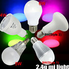2.4G Mi-Light 4W/5W/6W/9W RGBW/CCT Dimmable LED Bulb RF Remote/Wifi Compatible