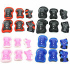 Medium Skateboard Longboard Protective Roller Skating Bike Elbow Pads Knee Kids