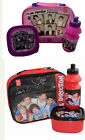 One Direction. 3 Piece 1D Lunch Set : Lunch Bag, Sandwich Box, Sports Bottle