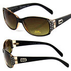 New Eyewear Womens Rhinestones Sunglasses Designer Shades Fashion Small Oval