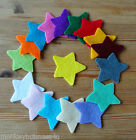Felt Die Cuts - Small Star - Sizzix - Christmas - Crafts/Cards - Topper/Applique