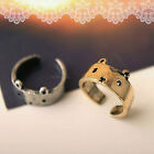 New Fashion Retro Vintage Cute Lovely Bear Rings Gift