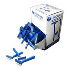 Unigloves DISPOSABLE TATTOO Blue RAZORS - Medical Preparation - 10 100 1000