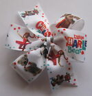 Charlie Bear Hair Bows - Pinwheel Bow, Clips Or Bobbles - You Choose